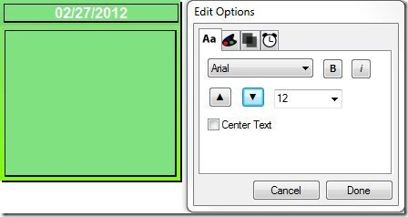 Sticky Notes Software 001