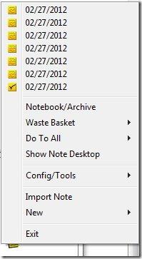 Sticky Notes Software 002