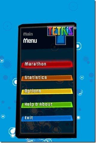 Tetris Marathon Mode