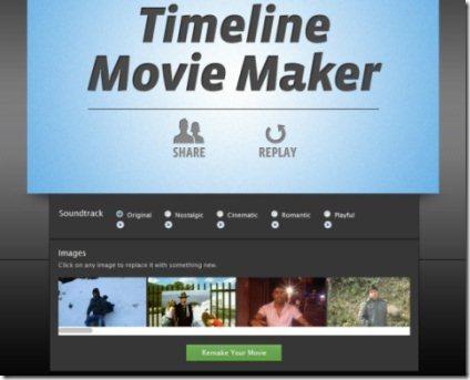 Timeline movie maker 001