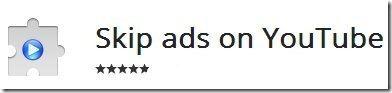 skip ads on you tube