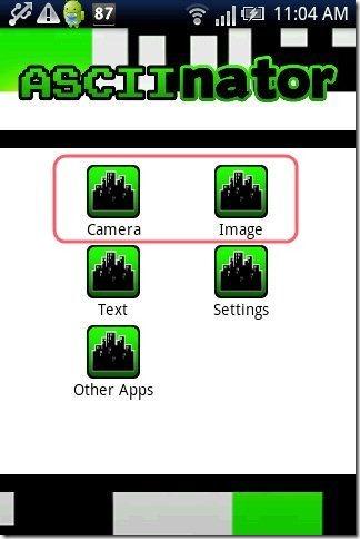 ASCIInator App