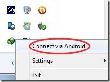 Android Internet Connection