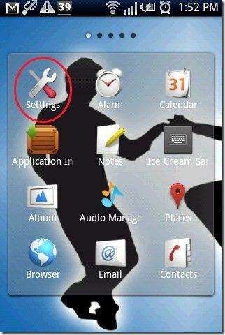mp3 As Ringtone Android Settings