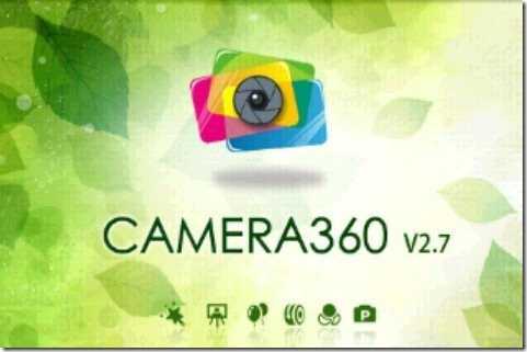 Android Camera 360 App: Enable A New Smart Camera On Android