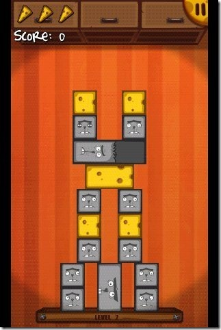Cheese Tower Game