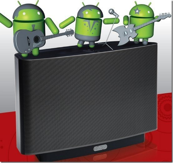 Control Android Music