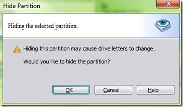 Drive partion 5
