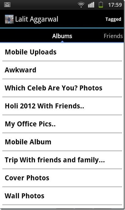 Facebook Album App Download
