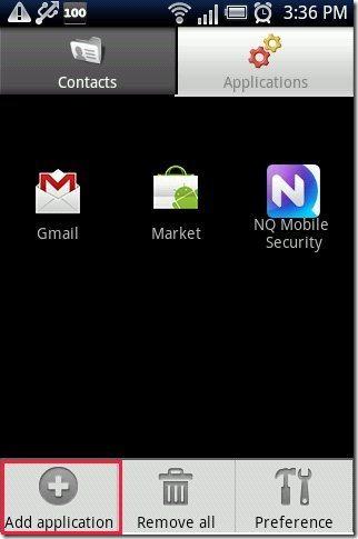 Favorites App