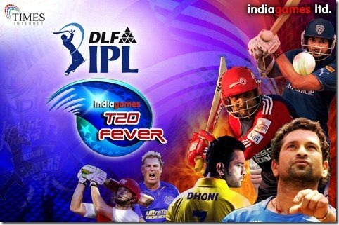 IPL Cricket Game App