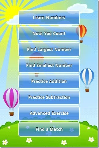 Kids Numbers And Maths App