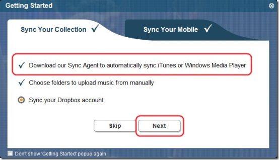 MyMusicCloud Client Download
