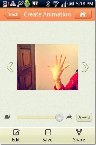 PowerGIF App GIF Preview