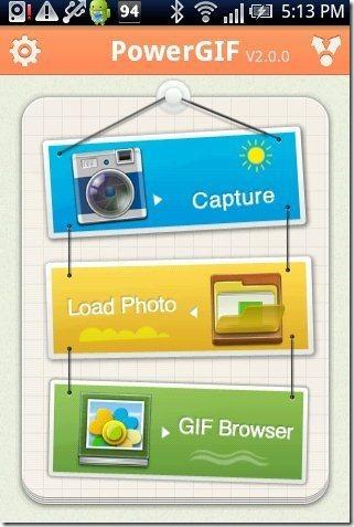 PowerGIF App