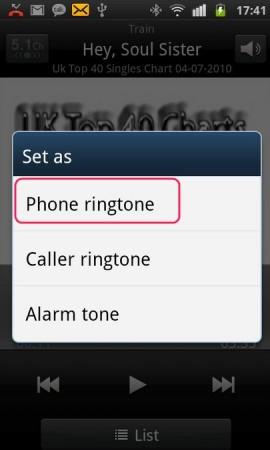mp3 As Ringtone 2