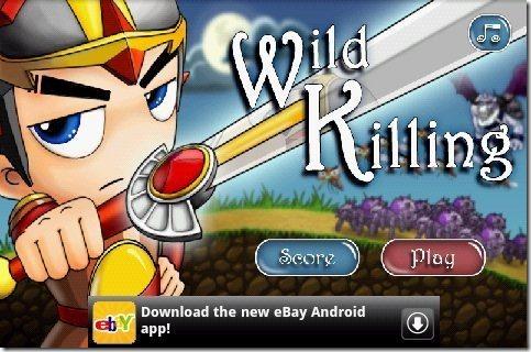 Wild Killing Game