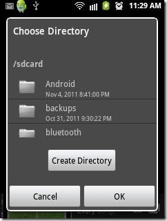X-Link File Directory