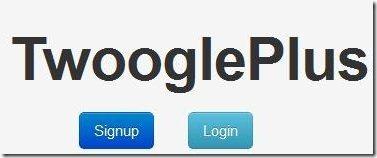 post tweets to Google  2