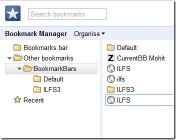 Bookmarks Bar Switcher 001