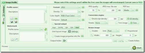 Convert PDF To Image File 2