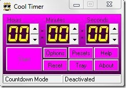 Cool Timer
