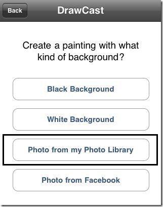 DrawCast App