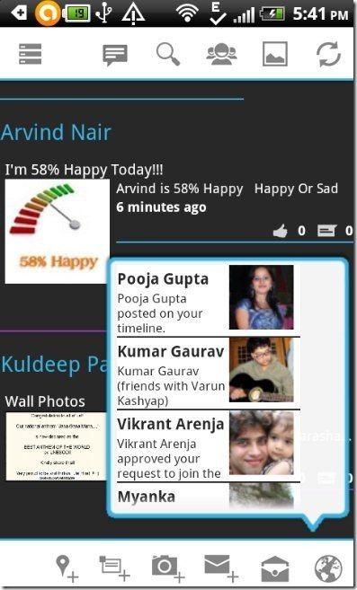 Fast Facebook App