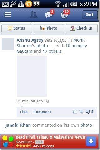 Friendhub for Facebook