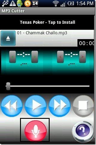 MIC MP3 Cutter