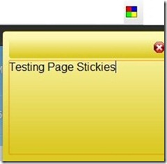 Page Stickies 001