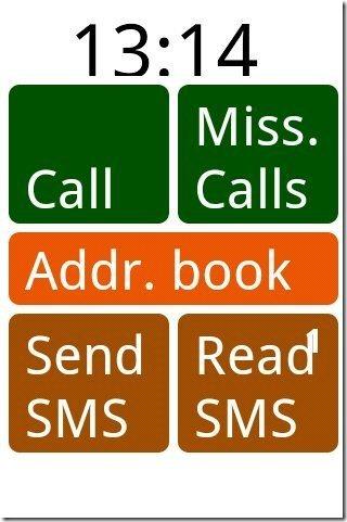 Simple Phone Seniors App