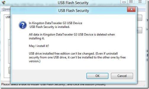 USB Flash Security 1