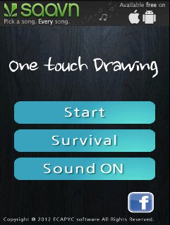 one touch drawing home