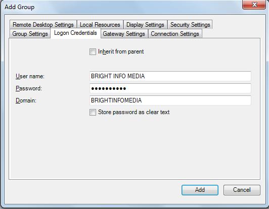 Remote Desktop Connection Manager For Windows