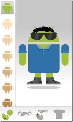 Androidify Effects