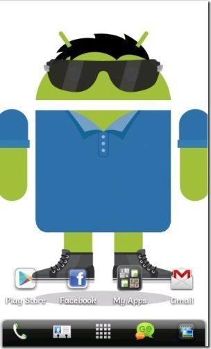 Androidify Wallpaper