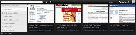 Axsi how toolbar looks like