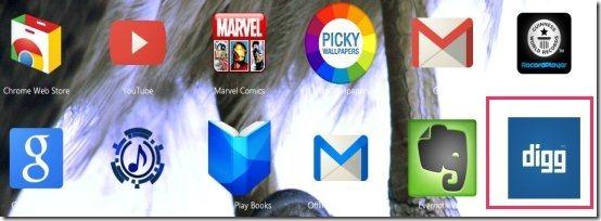 Digg App Digg Extensions