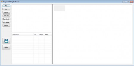 KangaModeling default window