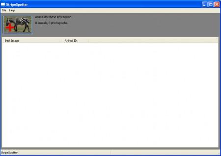 StripeSpotter default window