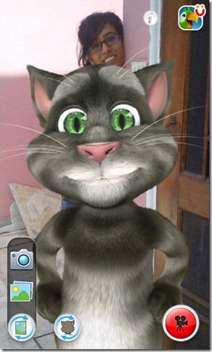 Tom's Messenger App