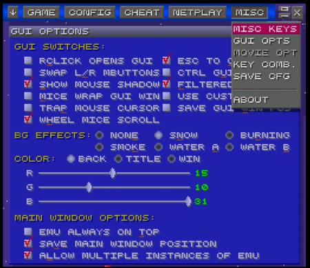 Super Nintendo Emulator Software For Free: ZSNES