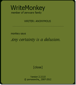 Write monkey tips 1