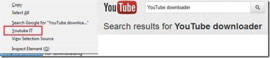 YouTube IT Add-On