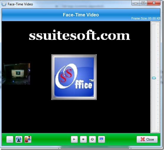 FaceTime P2P Video Phone