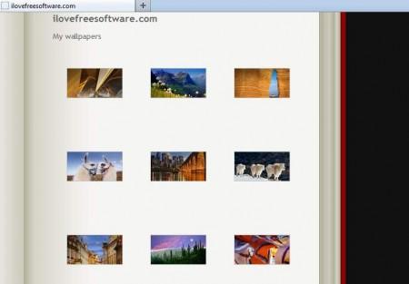 iwebalbum gallery 2