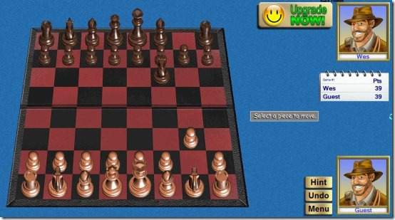 100% Free Chess