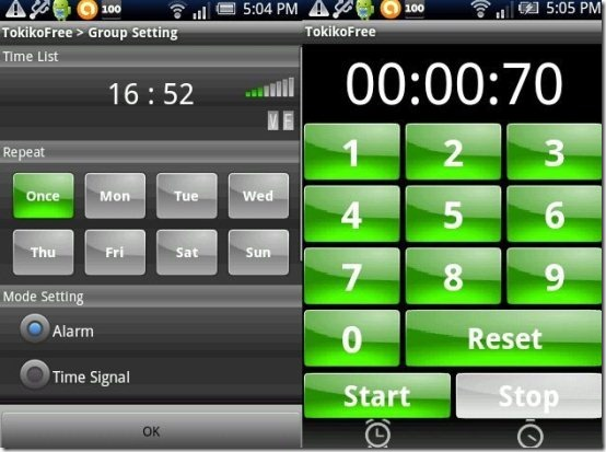 Alarm Clock Tokiko App