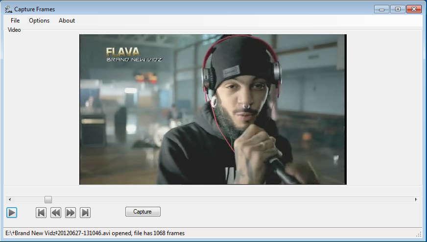 Create Automatic Screenshots From Avi Format Videos